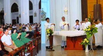 HVMV: Thánh lễ Tạ ơn bế giảng năm học (27.5.2016)