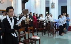 HVMV: Thánh lễ cầu cho cha Phaolô Lê Tấn Thành