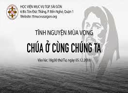TTMV: Tĩnh nguyện mùa Vọng 2018 (5.12.2018 - Live)