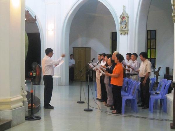 Tập hát cộng đồng
