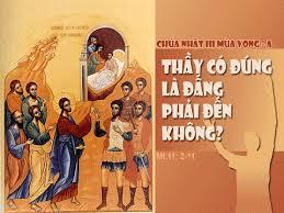 Thuật lại nhũng điều mắt thấy tai nghe: Sống Lời Chúa CN III Mùa Vọng (A)
