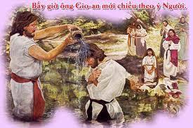 Chúa Giêsu ra mắt dân Ítraen: Suy niệm TMCN Lễ Chúa Giêsu chịu phép rửa (A)