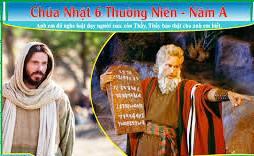 Luật cũ luật mới - Thầy xưa thầy nay: Suy niệm TMCN VI TN (A)