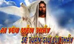 Sống mật thiết với Chúa Giêsu Kitô: SNTM CN V PS (B)