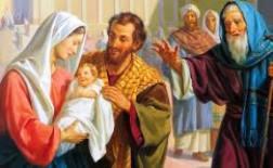 Đức Mẹ dâng Chúa Giêsu trong Đền Thánh: Suy niệm TM CN IV TN (A)