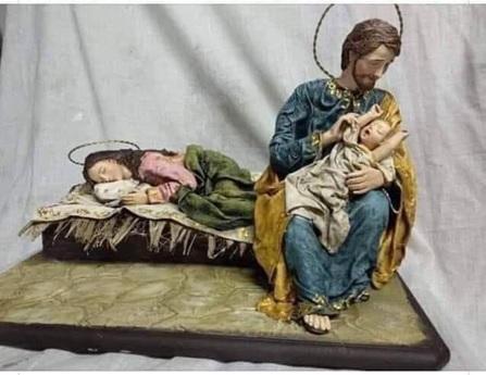 Từ Thánh gia đến gia đình chúng ta: SNTM Lễ Thánh Gia