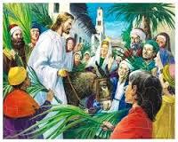 Lời nguyện tín hữu CN Lễ Lá (20.3.2016)