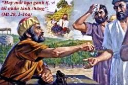 Mở mang Nước Chúa - Suy niệm TMCN XXV TN A