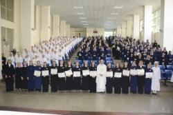 Liên dòng nữ: Thánh lễ Khai giảng năm học 2016-2017