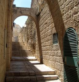 Via Dolorosa - Đường còn xa