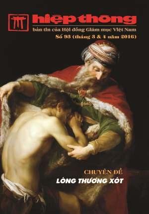 Bản tin Hiệp Thông số 93: Lòng Thương Xót