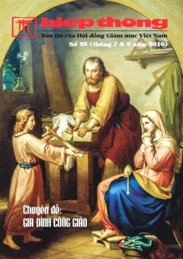Bản tin Hiệp Thông số 95: Gia đình Công giáo