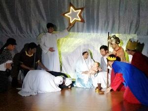 Chủng sinh năm dự bị: Diễn nguyện Giáng sinh