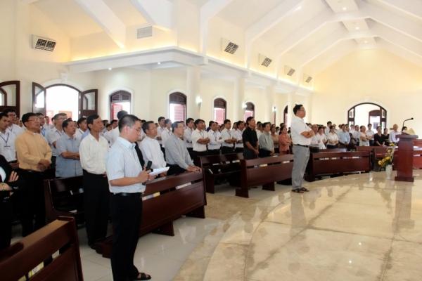 Đại Chủng viện Thánh Giuse Sàigòn: Đón tiếp chủng sinh khóa 20