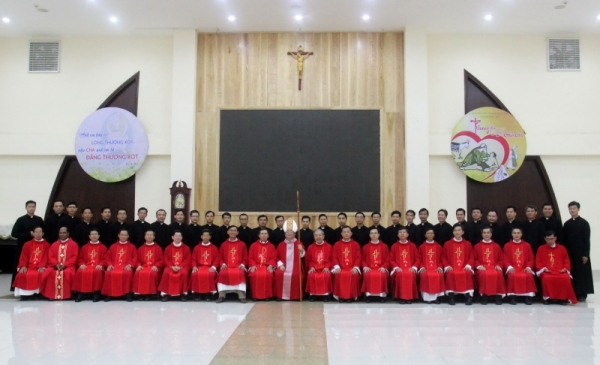 Đại Chủng viện Sài Gòn: Thánh lễ khai giảng năm học 2016-2017