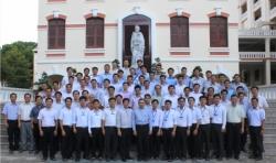 Đại Chủng viện Thánh Giuse: Chủng sinh khoá 21 nhập trường