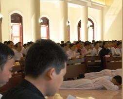 ĐCV: Lễ phong chức phó tế (19.3.2015)