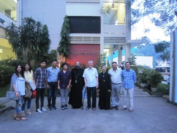 Gặp gỡ Chính Thống giáo Copte (20.7.2015)