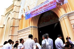 Thánh lễ mừng bổn mạng phong trào Cursillo Sài Gòn