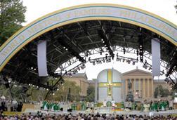 Thánh lễ bế mạc Đại Hội Quốc Tế về Gia Đình tại Philadelphia