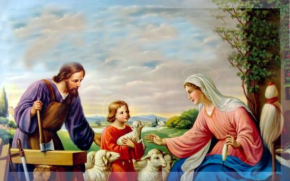 Gia đình hình ảnh Chúa Ba Ngôi (St 1, 26)