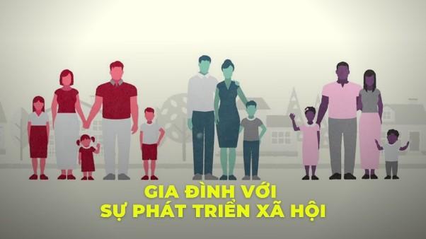 Gia đình với sự phát triển xã hội