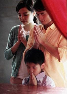 Kinh cầu cho gia đình