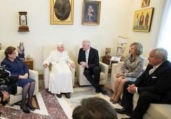 ĐGH Bênêđictô XVI mừng sinh nhật 91