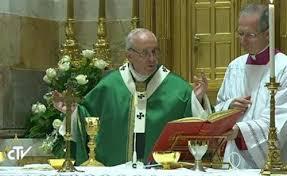 Thánh lễ kỷ niệm 25 năm Giám mục của ĐGH Phanxicô