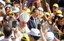 ĐGH Phanxicô thăm Camerino: Những ai đến gần Thiên Chúa không quỵ ngã...