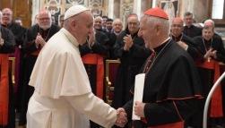 ĐGH Phanxicô tiếp kiến Bộ Giáo dục Công giáo