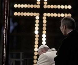 Đàng Thánh Giá với Đức Giáo hoàng Phanxicô