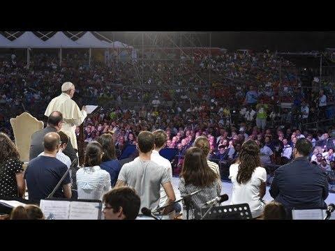 ĐTC Phanxicô gặp hàng chục ngàn bạn trẻ Italia tại Circo Massimo