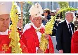 ĐGH Phanxicô cử hành Lễ Lá (14.4.2019)
