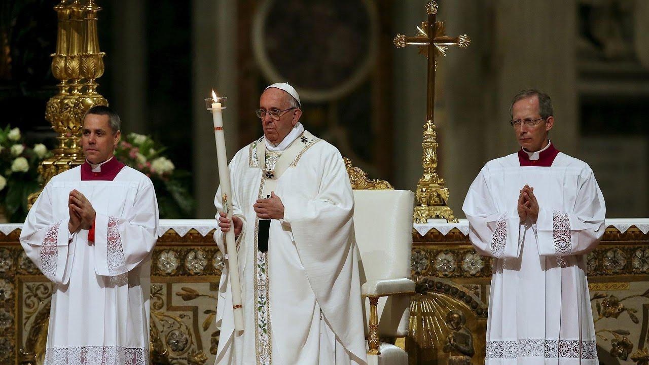 ĐGH Phanxicô cử hành Thánh lễ CN Phục Sinh (21.4.2019)