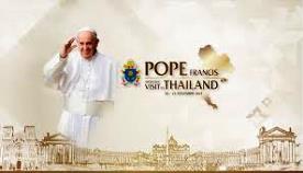 Để Tình Yêu là cầu nối - Bài hát chào mừng ĐGH thăm Thái Lan