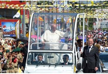 ĐGH Phanxicô thăm Sri Lanka (13-14/1/2015)