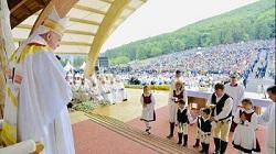 Đức Thánh Cha Phanxicô thăm viếng Rumani (1.6.2019)