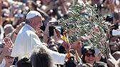 Lễ Lá với ĐGH Phanxicô tại Vatican (9.4.2017)