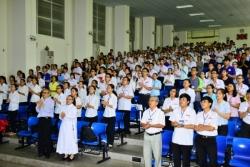 Khai giảng lớp Đào tạo Giáo lý viên Khóa 10