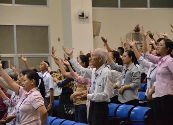 Khai mạc Tuần lễ Thường huấn Giáo lý viên 2015