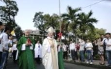 ĐHY Filoni thăm Tổng Giáo phận TP.HCM