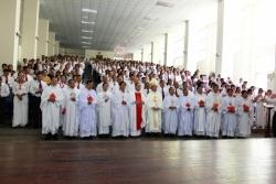 Gia đình Phạt tạ Thánh Tâm TGP: Mừng bổn mạng