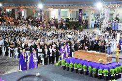 TTMV: Thánh lễ trước linh cữu Đức Tổng Giám Mục Phaolô (16.3.2018)