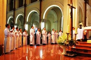 Lễ phong chức linh mục (30.05.2015)