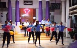 Thánh lễ và Giao lưu Ngày Quốc tế người khuyết tật (3.12.2015)