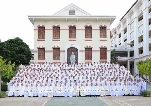 Tuần Tĩnh tâm năm 2020 của linh mục đoàn TGP Sài Gòn