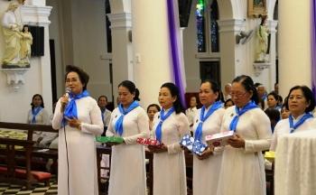Hội Các Bà Mẹ Công giáo TGP: Hành hương Năm Thánh LTX