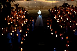 ĐCV Thánh Giuse Sài Gòn: Canh thức cầu nguyện cho ơn gọi