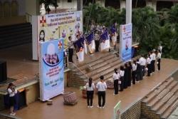 Đại hội Huynh trưởng Thiếu nhi Thánh Thể giáo hạt Gia Định